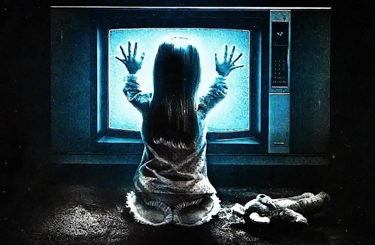 SmartTV Poltegeist